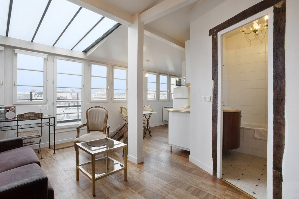 Apartment with views over Paris - Vacation rentals